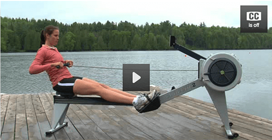 Rowing Video